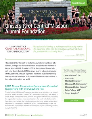 University of Central Missouri Alumni Foundation