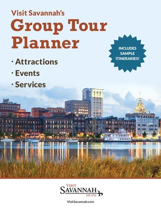 Savannah Group Tour Planner