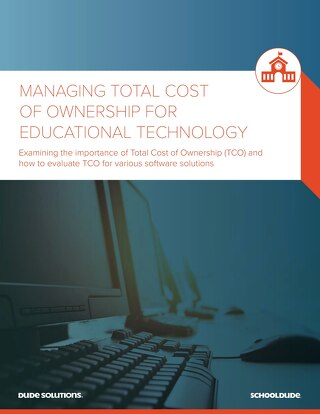 Managing Total Cost of Ownership for Educational Technology