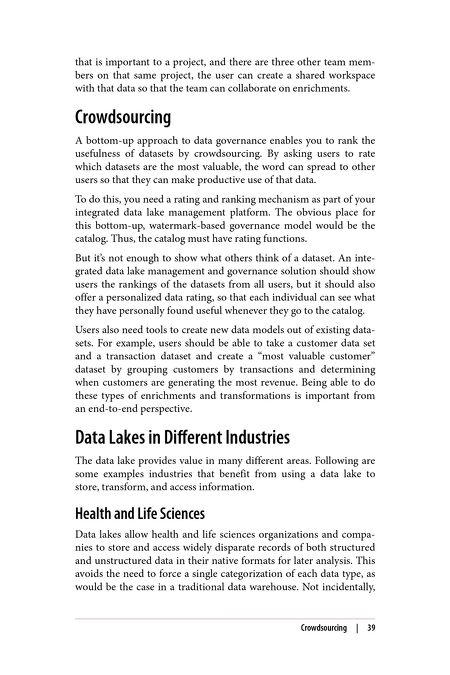 Ebooks architecting data lakes 2e contents of this issue fandeluxe Image collections