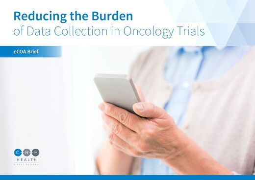 Reducing the Burden of Data Collection in Oncology Trials