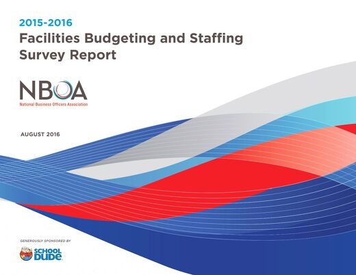 NBOA Facilities Budgeting and Staffing Survey Report 2016