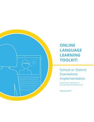 Online Language Learning Toolkit