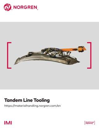 Tandem Line Tooling Catalog