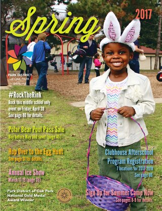 Park District of Oak Park Spring Program Guide