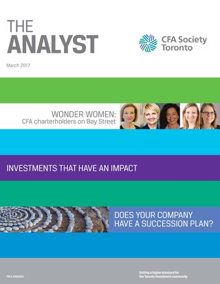 The Analyst - March 2017