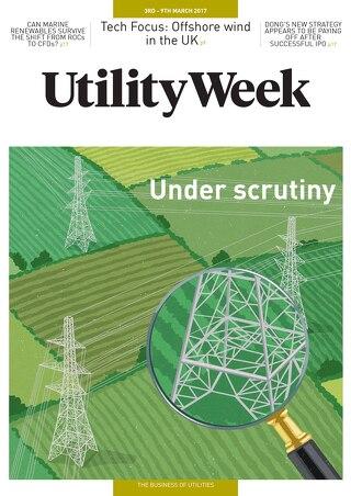 Utility Week 3rd March 2017