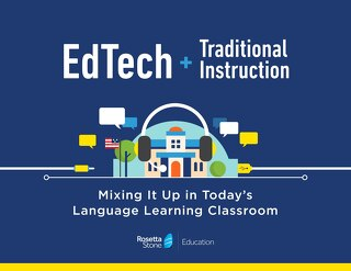 EdTech + Traditional Instruction