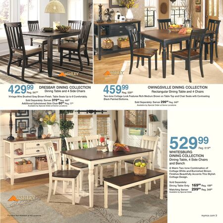 Merveilleux MCX Weekly Ads   MCX March Furniture 2017 [0 9816]