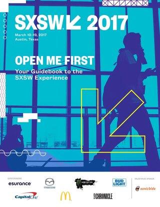 SXSW 2017 Guidebook
