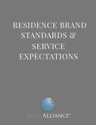 Residence Brand Standards AND Service Expectations