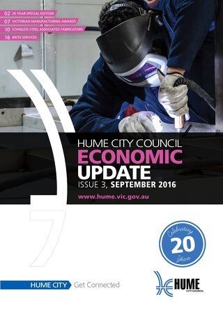 Economic Update September 2016