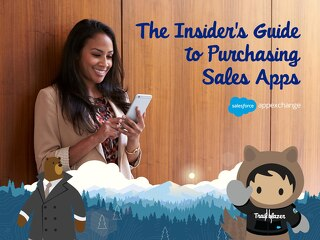Evaluate, Launch, Measure Sales Apps