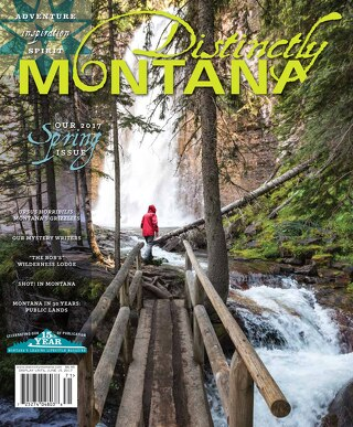 Distinctly Montana Spring 2017