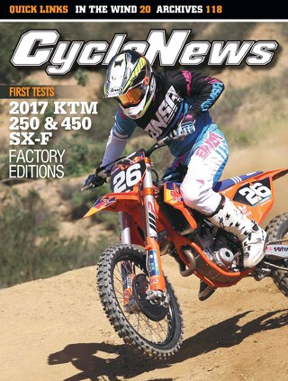 Cycle News 2017 Issue 10 March 14