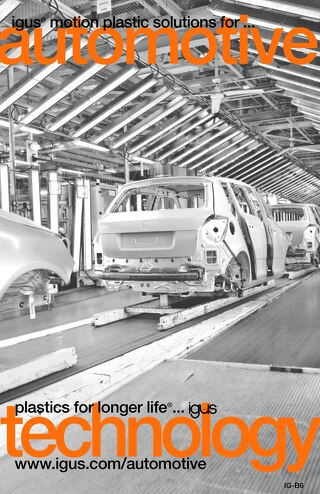 Automotive bearing solutions