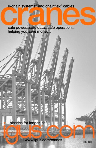 Crane Industry Solutions