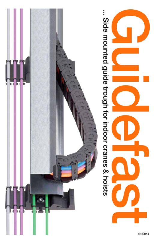 Guidefast for Indoor Crane Applications