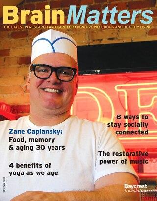 Brain Matters Magazine - Spring 2017