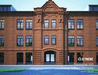 Kareivines XXII Complex in Lithuania