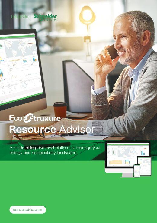 Resource Advisor Brochure