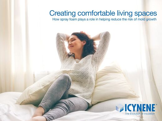 Creating comfortable living spaces
