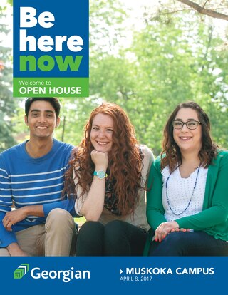 2017 Spring Open House - Muskoka booklet