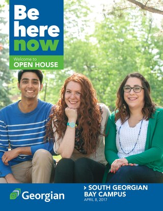 2017 Spring Open House - South Georgian Bay booklet