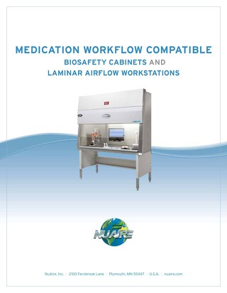 [Brochure] Medication Workflow Primary Engineering Controls