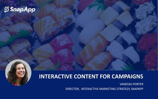 Interactive Content For Campaigns
