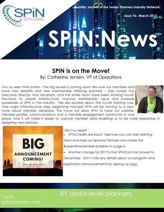 Mar 2017 SPIN;News