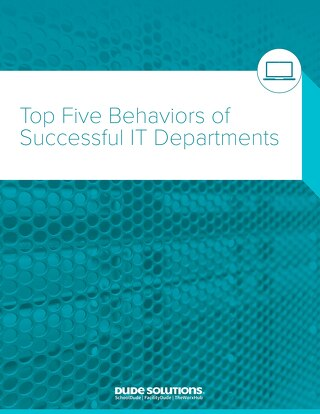 Top Five Behaviors of Successful IT Departments