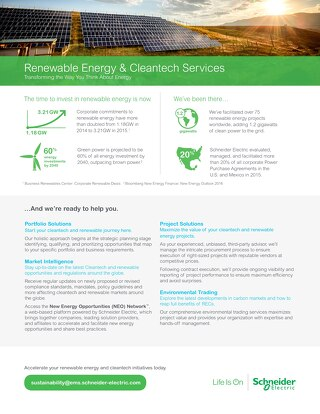 Cleantech Services