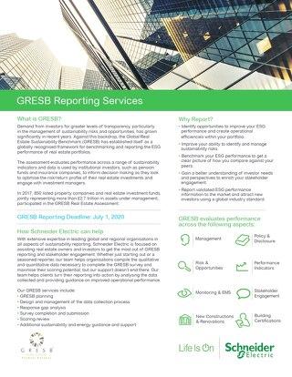 GRESB Services