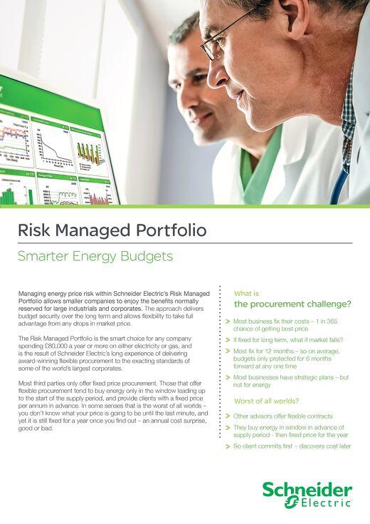 Risk Managed Portfolio