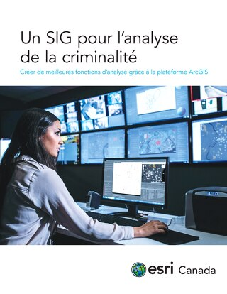 Un SIG pour l'analyse de la criminalité