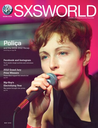 SXSWORLD May 2012