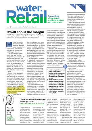 Water Retail Issue 1