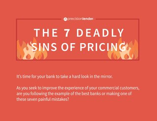 The 7 Deadly Sins of Pricing