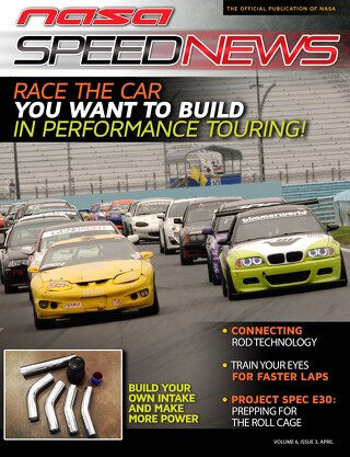 Speed News April 2017