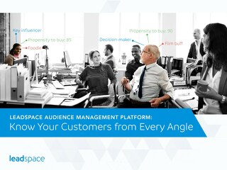 Leadspace Audience Management Platform - White Paper