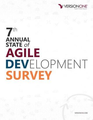 7th Annual State of Agile Report