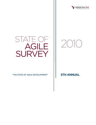 5th Annual State of Agile Report