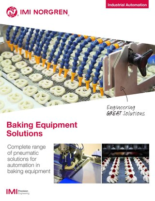 Baking Equipment Solutions flyer