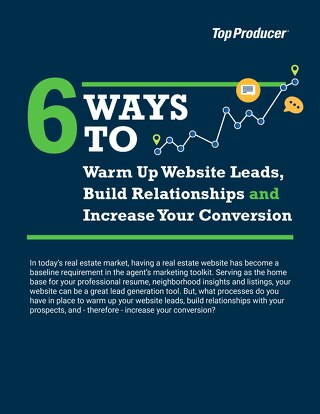 6 Ways to Warm Up Website Leads