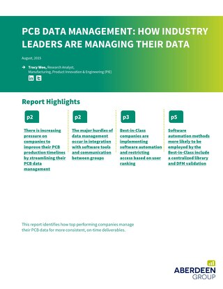 PCB Data Management: How Industry Leaders are Managing their Data