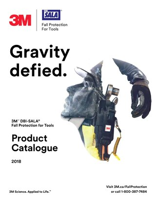 Fall Protection For Tools Catalogue 2018