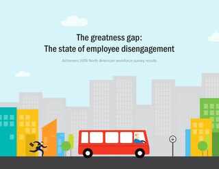Greatness Gap: The State of Disengagement
