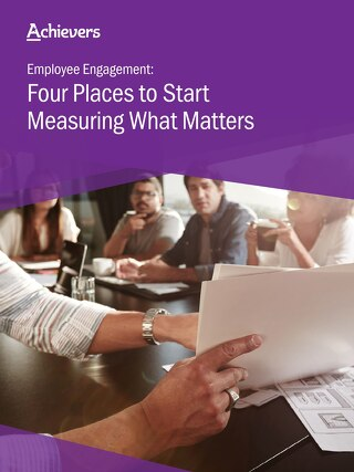 Four Places to Start Measuring What Matters