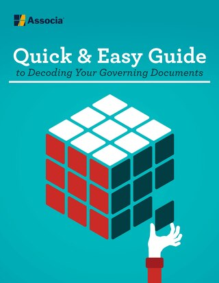 Quick and Easy Guide to Decoding Your Governing Documents